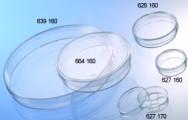 צלחות פטרי גדולות לתרביות תאים