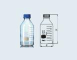 בקבוק זכוכית SCHOTT